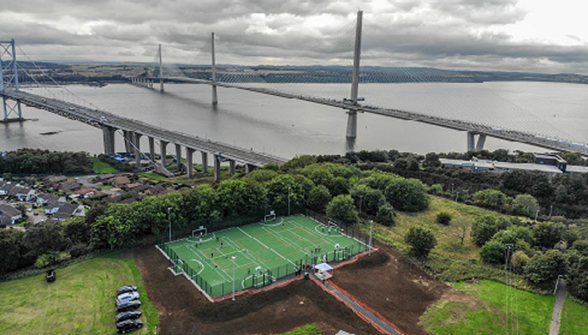 North Queensferry MUGA