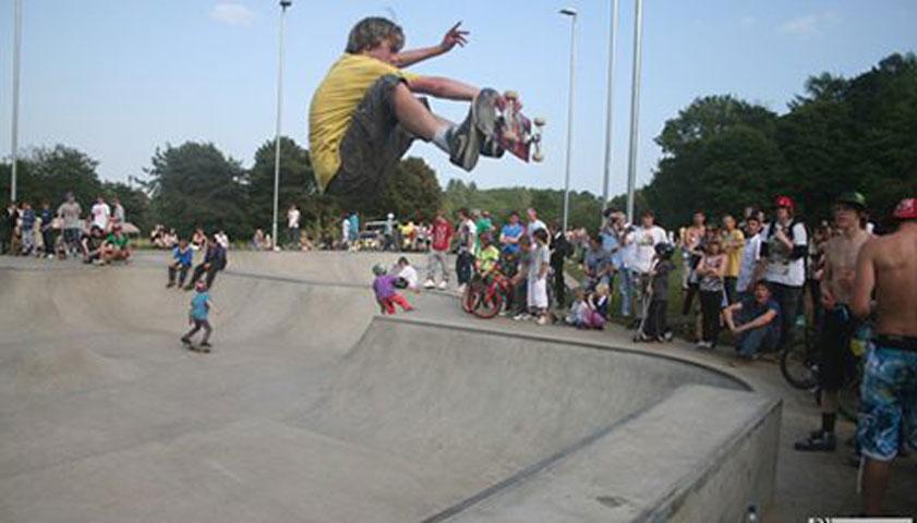 Skate Bowl, Glenrothes